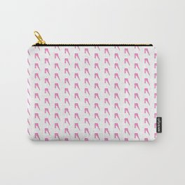 A to Z(iggy) pattern Carry-All Pouch