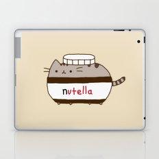 Nutella Cat Laptop & iPad Skin