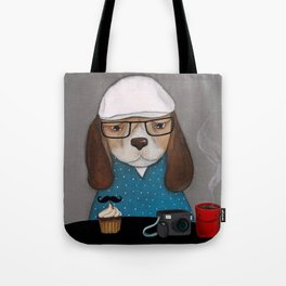 Mickey the Beagle Tote Bag
