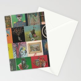 It's a Mystery to Me Stationery Cards