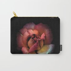 Rose qui se fane colors fashion Jacob's Paris Carry-All Pouch