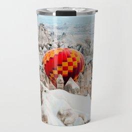 Blown Away   Cappadocia, Turkey Travel Mug