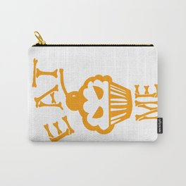 Eat me yellow version Carry-All Pouch