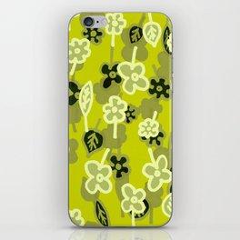 Auvergne iPhone Skin