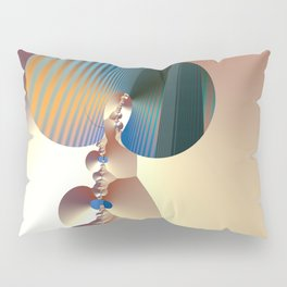 Personal space Pillow Sham