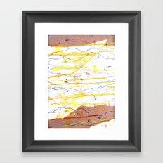 Mood Study (II) - Sunday Morning Framed Art Print