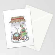 Christmas Critter Stationery Cards