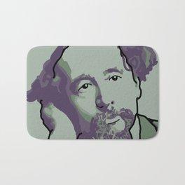 Charles Dickens Bath Mat
