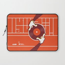 UNDO | Music to the people 13 Laptop Sleeve