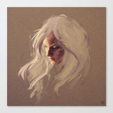 PLATINUM Canvas Print