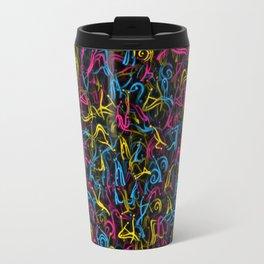 Abstract erotic Travel Mug