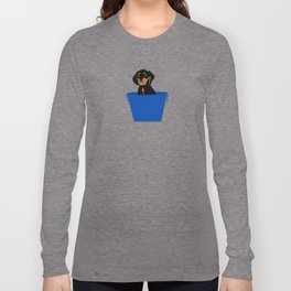 Griffey in a bucket Long Sleeve T-shirt