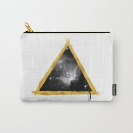 Cosmos Pyramid Carry-All Pouch