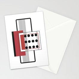 Dominoeffekt Stationery Cards