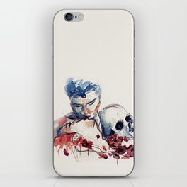 The Abduction of Persephone iPhone Skin