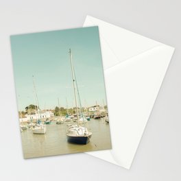 Harbour Boats Stationery Cards