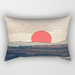 Tokyo drift Rectangular Pillow
