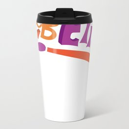 LabElla Metal Travel Mug