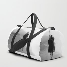 Fjord ship Duffle Bag