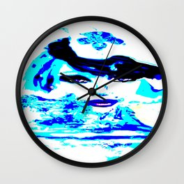Water Women_02 Wall Clock