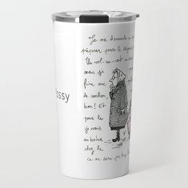 A Few Parisians: Marché de Passy by David Cessac Travel Mug