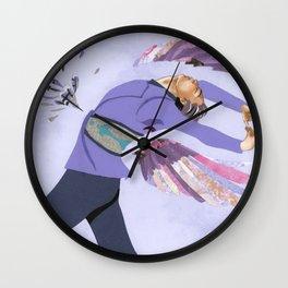 FS: Yuri on Ice Papercutting Wall Clock
