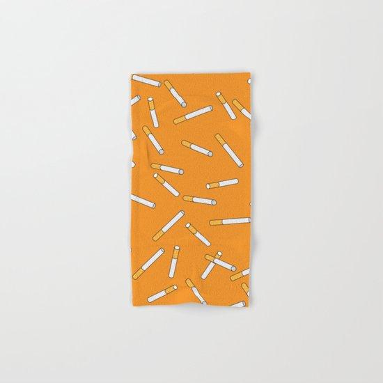 Cigarette Dreams. Hand & Bath Towel