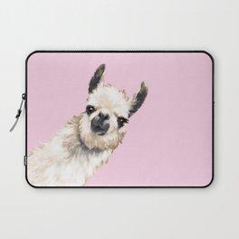Sneaky Llama Laptop Sleeve