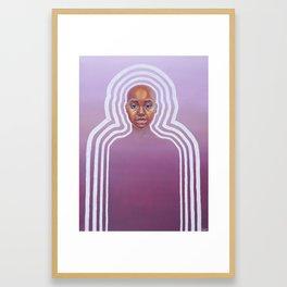 Body/Barrier Framed Art Print