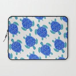 Sea Turtle – Blue Palette Laptop Sleeve