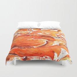 Fox (Spirit of the...) Duvet Cover