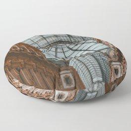 Galleria Vittorio Emanuele II, II Floor Pillow