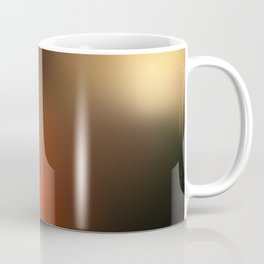Machines of the Present Consume the Imaginations of the Past (The Conversion of Saint Paul, Caravaggio) Coffee Mug