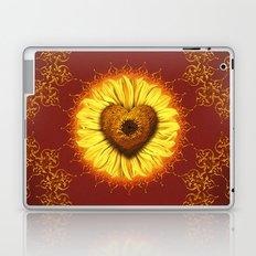 Heart of Summer Laptop & iPad Skin
