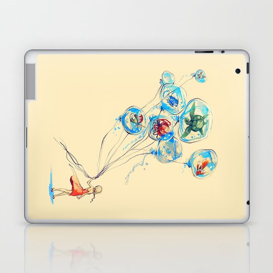 Water Balloons Laptop & iPad Skin