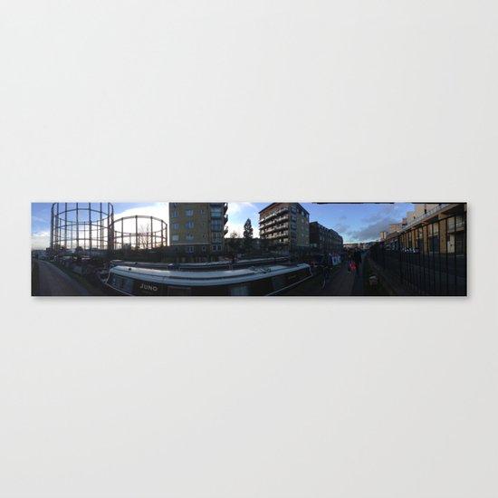 EASTEND Canvas Print