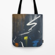 see the sky about to rain Tote Bag