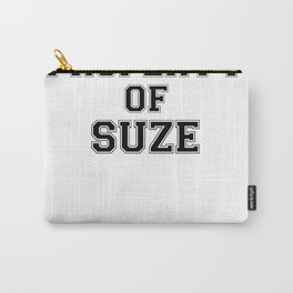 Property of SUZE Carry-All Pouch