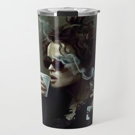 Marla Singer - Remaining Men Together Group Therapy Club - Fight Travel Mug