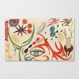 cosmic nature Canvas Print