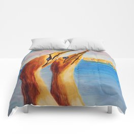 Crasy about her   Fou D'Elle Comforters