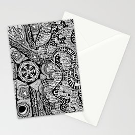 Lost in the Pilliga Stationery Cards