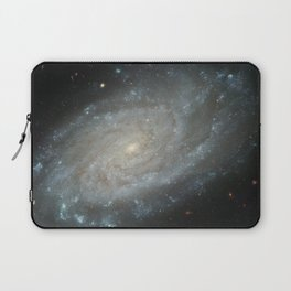 Spiral Galaxy, NGC 3370 Laptop Sleeve