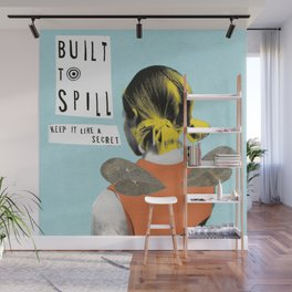 Built to Spill - Keep It Like A Secret Wall Mural