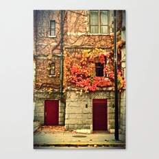 Falling for You Canvas Print