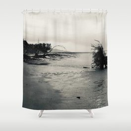 Erosion - Weathered Endless Beauty 4 Shower Curtain