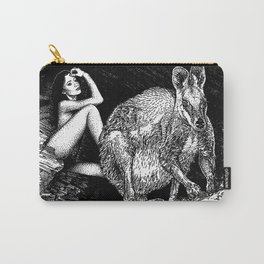 asc 885 - Le wallaby (Queue choisir VI) Carry-All Pouch