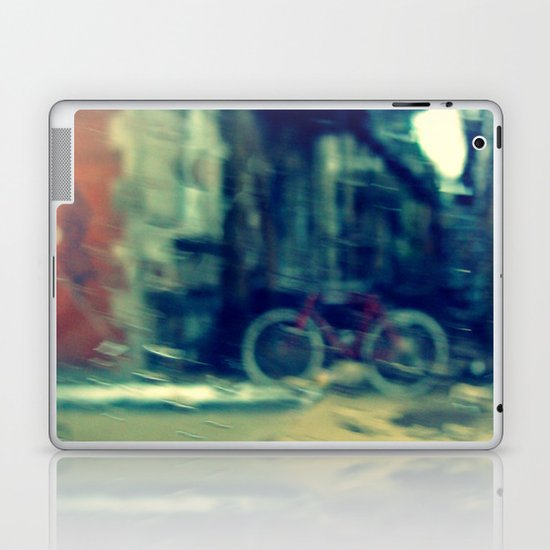 Bixi Laptop & iPad Skin