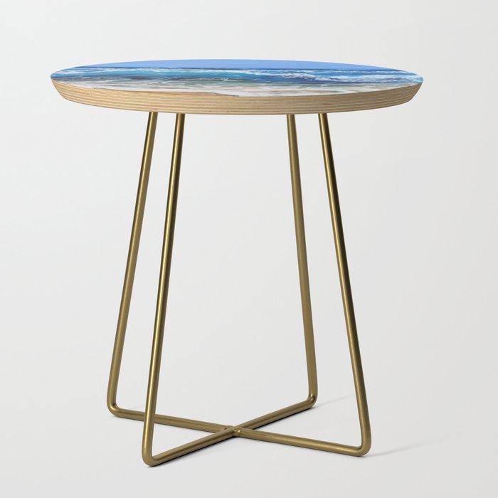 Rough Sea Side Table