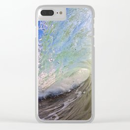 The Tube Collection p12 Clear iPhone Case